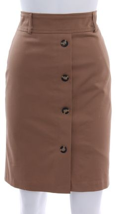 Nueva Colección Otoño Invierno 2012 Falda tapeta y botones
