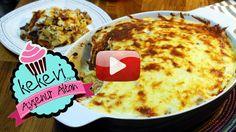 Beşamelli Fırın Makarna / Fırında Makarna | Ayşenur Altan Yemek Tarifleri: Beşamelli… #YemekTarifleri #beşamelsoslufırındamakarnaoktayusta