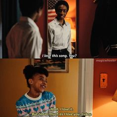 I want Erica to come back and be in mr. Clarke's 6th grade science class.
