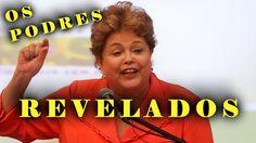 """Os """"PODRES"""" de Dilma revelados: Homem bota a boca no trombone e faz denú..."""