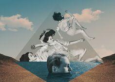 Julien Pacaud est un illustrateur français qui s'amuse à imaginer des collages numériques. Il reproduit des scènes surréalistes en s'inspirant du retro et néo-futurisme. Une attention est tout particulièrement portée sur la symétrie et les formes géométriques. Une sélection de son travail est à découvrir en images.