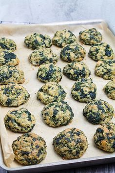 Best Ever Spinach Balls Appetizer gluten free