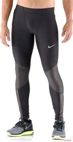 celana lari running NIKE trail kiger tight tights legging keren size L Sport Fashion, Fitness Fashion, Fitness Clothing, Gym Gear For Men, Lycra Men, Mens Tights, Evolution Of Fashion, Workout Attire, Mens Fitness