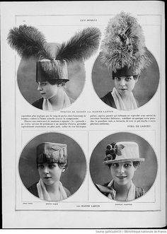 * toques 1917 - Jeanne Lanvin Jeanne Lanvin, Eyes, Movies, Movie Posters, Films, Film Poster, Cinema, Movie, Film