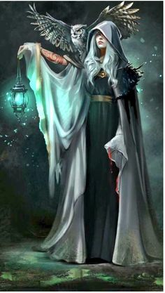 Witch ... a woman with magic powers ♡