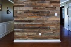 Versawood is 100% real reclaimed barn wood without all the work. Features • Denailed and Cleaned with Nylon Fiber brushes • Treated for insects and dried • St