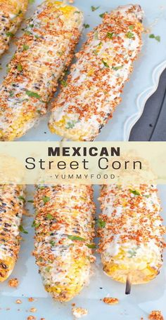 Perfect Mexican Street Corn Recipe | Moms Recipes #dinner #dinnerrecipes #corn