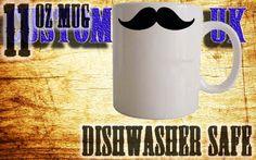 moustache, tache mug https://www.etsy.com/uk/shop/customprintuk
