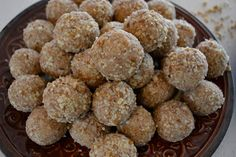 Forever Circling Normal: Rum Chata Balls