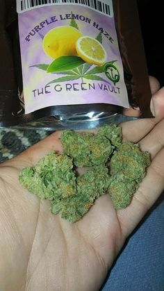 kali-from-the-valley:  Some purple lemon haze I got from the...