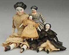 N e e d l e p r i n t: Morphy Auctions of Denver, PA * Doll Sale * 21 September, 2013