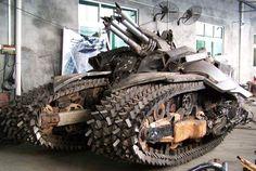 Solo war machine