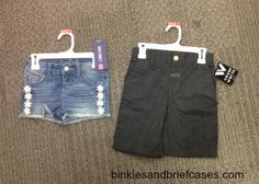This really doesn't fall into teaching but so many teachers are parents - have you tried to buy some appropriate clothing for your preschool daughter lately and run into this problem? One blogger takes a look - the shorts on the right are the same size for a girl and boy, respectively.