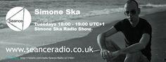 Tune in to Seance Radio with Simone Ska Tuesdays 18:00 UTC+1 #Techno