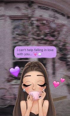 the first lockscreen i ever made inspired by Arimoji! Mood Wallpaper, Cute Wallpaper Backgrounds, Aesthetic Iphone Wallpaper, Girl Wallpaper, Wallpaper Quotes, Aesthetic Wallpapers, Cute Wallpapers, Ariana Grande Anime, Ariana Grande Drawings