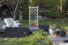 puutarha,viljelylaatikko,terassi,puutarhakalusteet