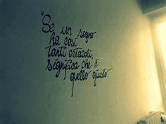 """""""Se un sogno ha così tanti ostacoli significa che è quello giusto"""" (A.D.)"""