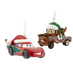 Tow Mater Christmas Ornament | Christmas | Pinterest | Tow mater