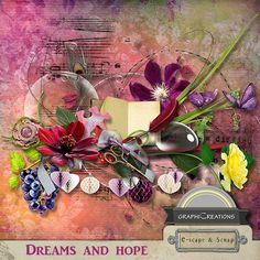 Dreams and Hope by GraphicCreations https://www.e-scapeandscrap.net/boutique/index.php?main_page=index&cPath=113_298