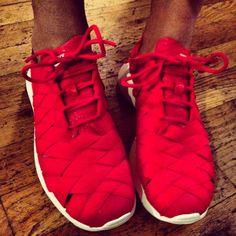 Nike Roshe Run Woven #nike #sneakers