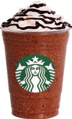 Best Drink At Starbucks 1 Double Chocolate Chip Frappe