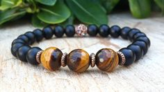 Hey, I found this really awesome Etsy listing at https://www.etsy.com/listing/226406324/free-shipping-men-bracelet-brown-tiger