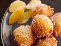 Beignets au gingembre  #dessert Patrice Demers