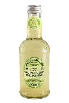 Product Launch - Fentimans Sparkling Lime and Jasmine
