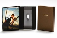 Professional USB & Keepsake Presentation Book for Images, Presentations and Slideshows | AsukaBook USA