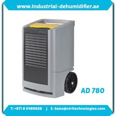 Industrial dehumidifier made in Germany. German made dehumidifier. Commercial dehumidification unit in Saudi Arabia. Dehumidifier in Makka. Dehumidifier in Jeddah.