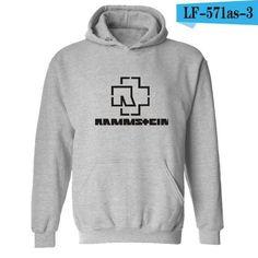 Rammstein Autumn Winter Men Women Unisex Pullover Hoodies Sweatshirt Rammstein Fleece Streetwear Rammstein Clothing Tracksuit