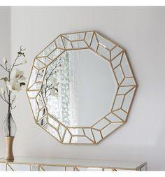 celeste-artistic-decagon-painted-gold-finish-wall-mirror-39815-p.jpg (765×821)
