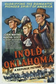 """In Old Oklahoma"""