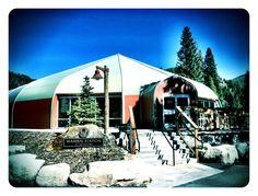 Warren Station is located in the River Run Village in Keystone, Colorado.