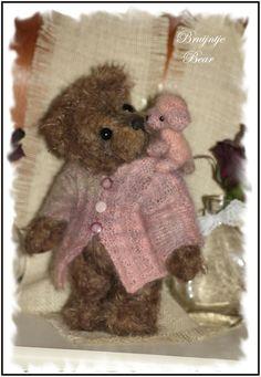 Bears, Teddy Bear, Toys, Artist, Handmade, Animals, Activity Toys, Hand Made, Animales