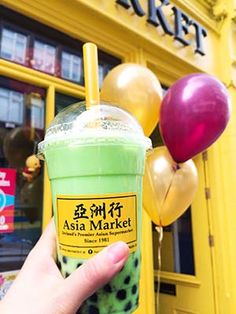 Bubble Tea at Dublin's Asia Market