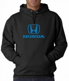 Men's Clothing Activewear Learned Honda Marine Vtec Full Zip Fleecejacket
