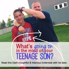 A Kid's Perspective – Do I Dare Ask? | A Dad's Insightful Interview with His Teenage Son