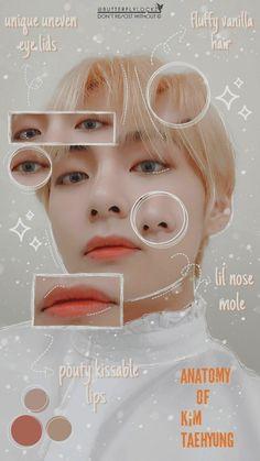 Anatomy of Kim Taehyung Bts Taehyung, Bts Bangtan Boy, Bts Jungkook, Taehyung Fanart, Foto Bts, Bts Pictures, Photos, K Wallpaper, Bts Backgrounds