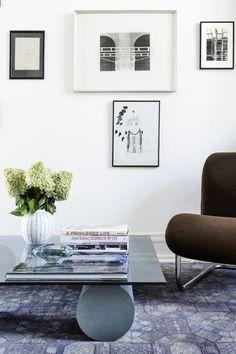 The fabulous Danish home of an interior designer