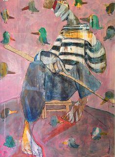 The King Fisher, 2014 - SOLD, Ilya Volykhine