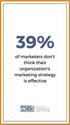 Did you know? 39% of marketers don't think their organization's #marketingstrategy is effective. Email Marketing, Content Marketing, Social Media Marketing, Search Optimization, Website Maintenance, Site Analysis, Reputation Management, Search Engine Marketing, Digital Trends