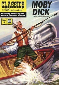 Classic Literature Transformed into Comic Book Art