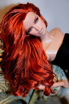 Drop It by SeloJ Spa, via Flickr- What a lovely hair color!