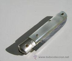Antigua Navaja- Cuchillo INOX -- 84mm
