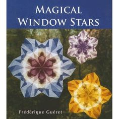 Making beautiful window stars is easy!  First, gather up your tissue paper, in whichever colors you like; a pencil; scissors; white glue; a ...