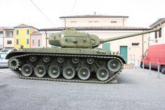 Panzer in Brescello -