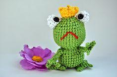 Crochet y Cantar: Érase una vez...un príncipe rana
