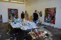 Jim Dine | Artist Studio