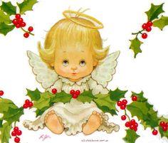 angel navidadBY Maria Elena Lopez